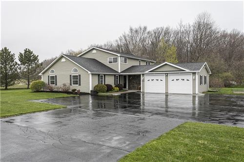 Photo of 5520 Wells Curtice Road, Canandaigua, NY 14424 (MLS # R1263404)