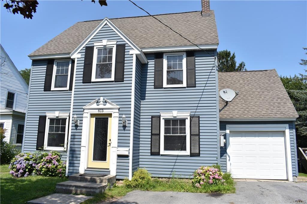 615 W 1st Street S, Fulton, NY 13069 - MLS#: S1354404