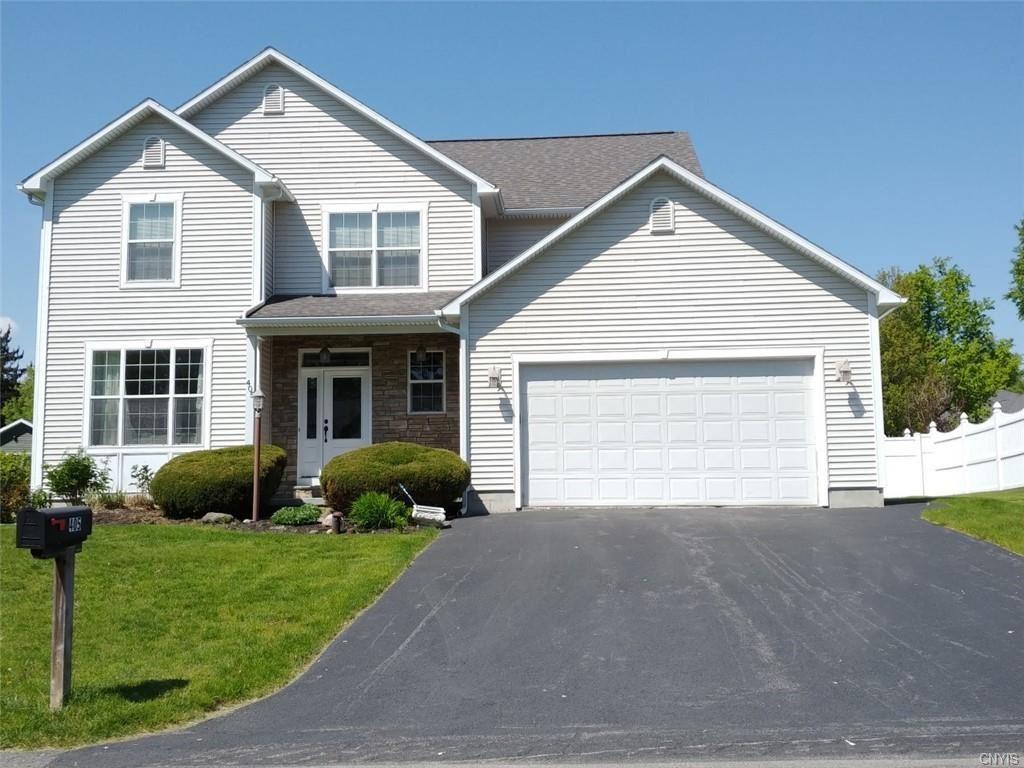405 Homewood Drive, Fayetteville, NY 13066 - MLS#: S1354406