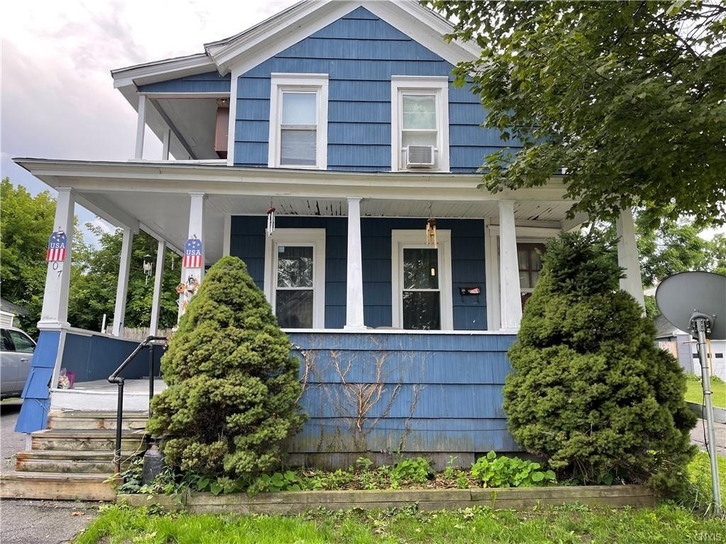 407 1st Street, Solvay, NY 13209 - MLS#: S1353409