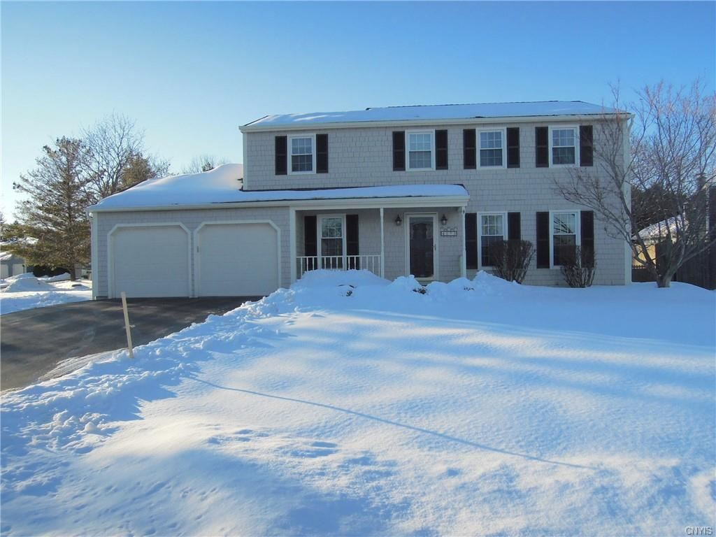 4173 Antler Lane, Liverpool, NY 13090 - MLS#: S1320410
