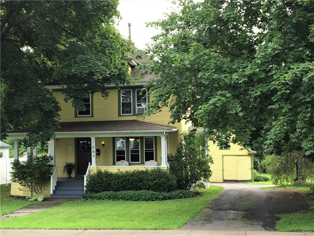 285 E Seneca Street, Sherrill, NY 13461 - MLS#: S1350411