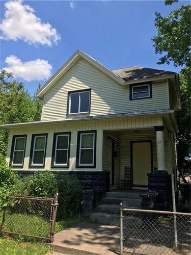 Photo of 98 York Street, Rochester, NY 14611 (MLS # R1277412)
