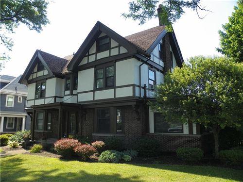 Photo of 701 Harvard Street, Rochester, NY 14610 (MLS # R1353423)