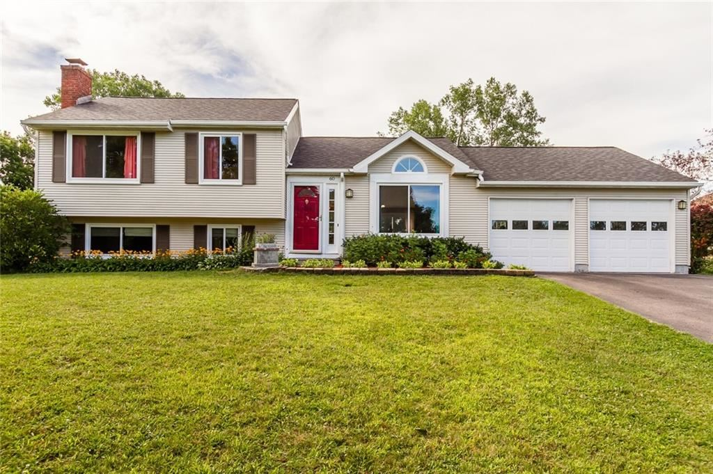 60 Crystal Valley Overlook, Rochester, NY 14623 - #: R1285424