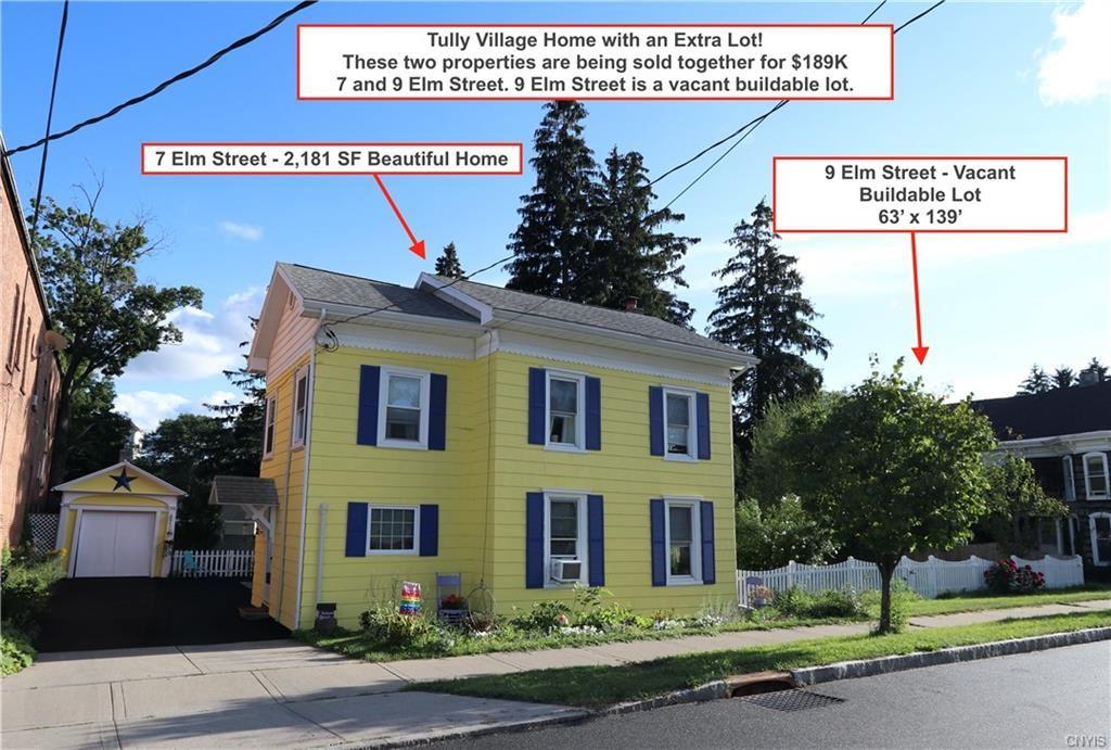 7 Elm St, Tully, NY 13159 - #: S1364429