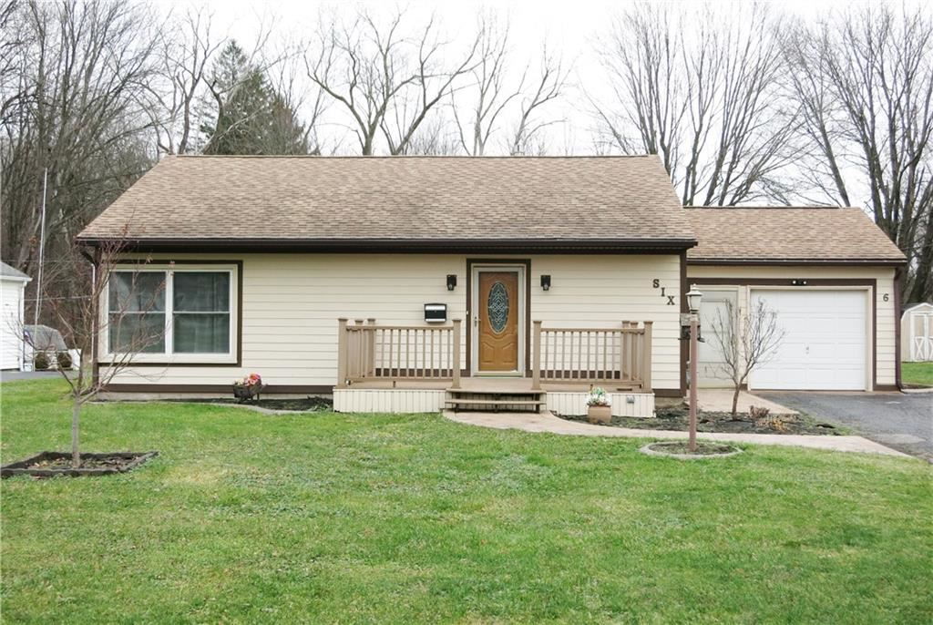 6 Mercedes Drive, Rochester, NY 14624 - #: R1311431