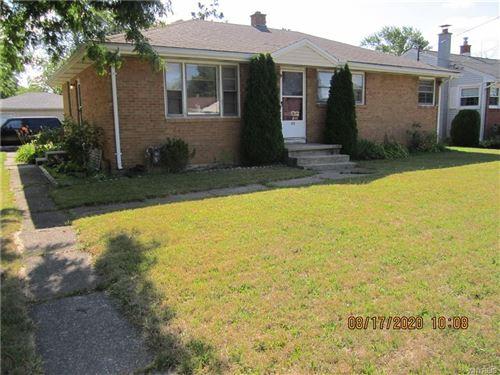 Photo of 1363 Moll Street, North Tonawanda, NY 14120 (MLS # B1302437)