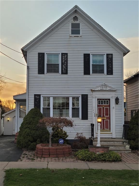 1126 Hammond Avenue, Utica, NY 13501 - MLS#: S1328438