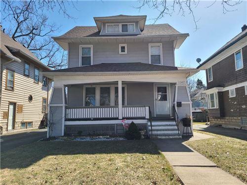 Photo of 1147 Bay Street, Rochester, NY 14609 (MLS # R1332439)