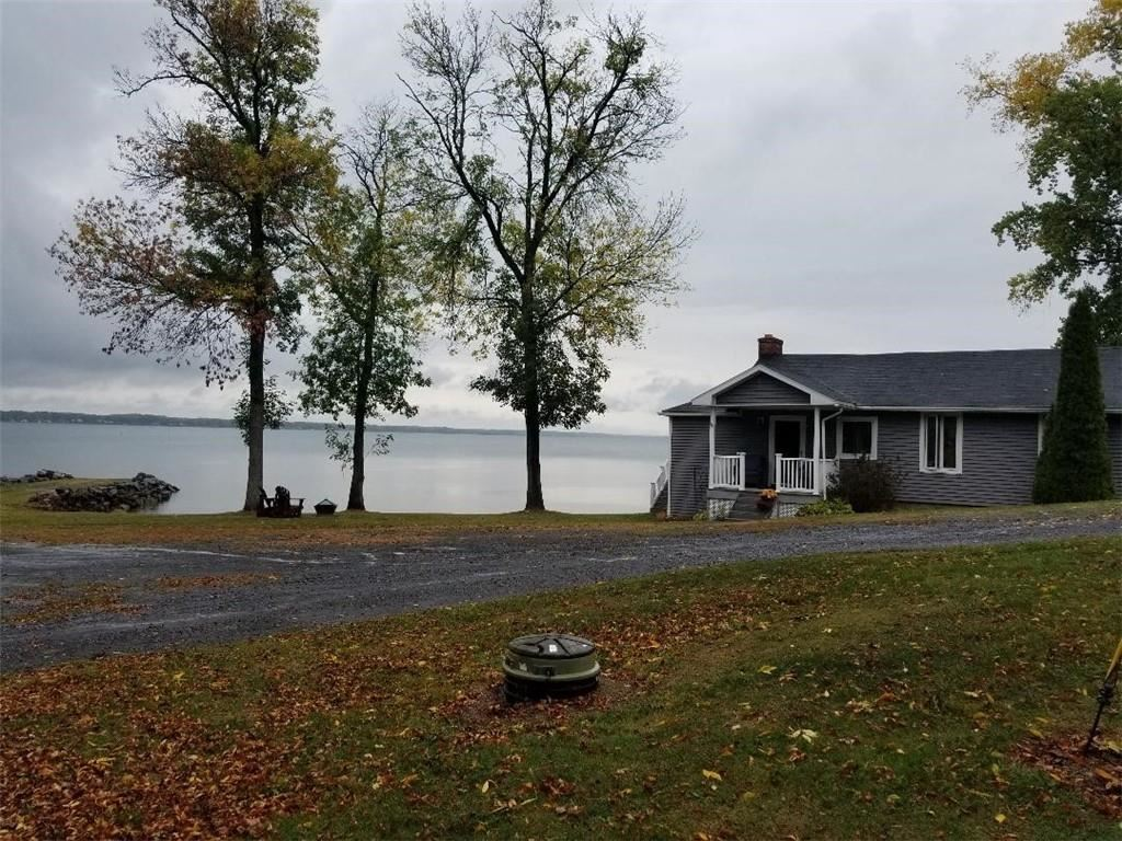 4283 Carrs Cove Road, Union Springs, NY 13160 - MLS#: R1297441