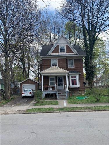 Photo of 98 Sidney Street, Rochester, NY 14609 (MLS # R1332442)