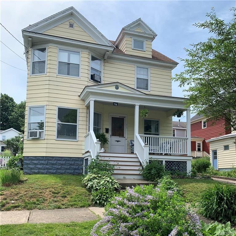 48 E Oneida Street, Oswego, NY 13126 - MLS#: B1342443