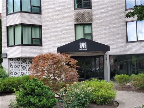Photo of 849 Delaware Avenue #402, Buffalo, NY 14209 (MLS # B1316444)
