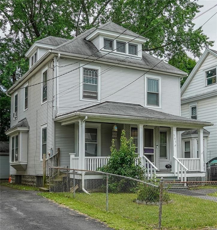343 Primrose Avenue, Syracuse, NY 13205 - #: S1282444