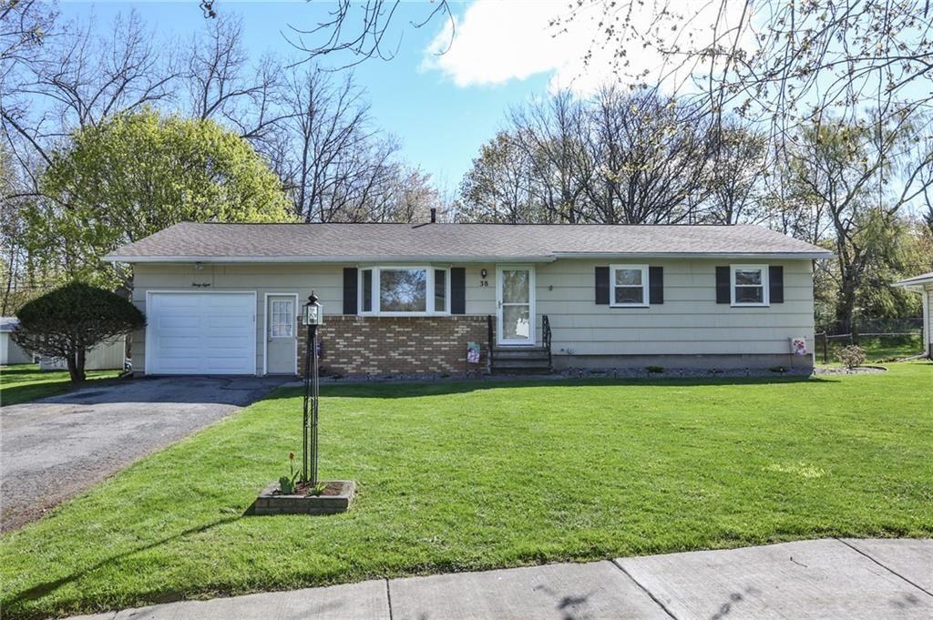 38 Charlene Drive, Rochester, NY 14606 - #: R1332448