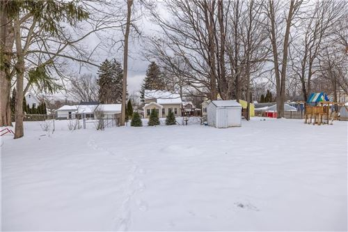 Tiny photo for 22 Briggs Avenue, Fairport, NY 14450 (MLS # R1319450)