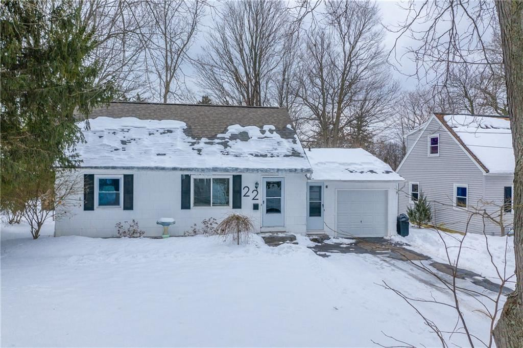 Photo for 22 Briggs Avenue, Fairport, NY 14450 (MLS # R1319450)