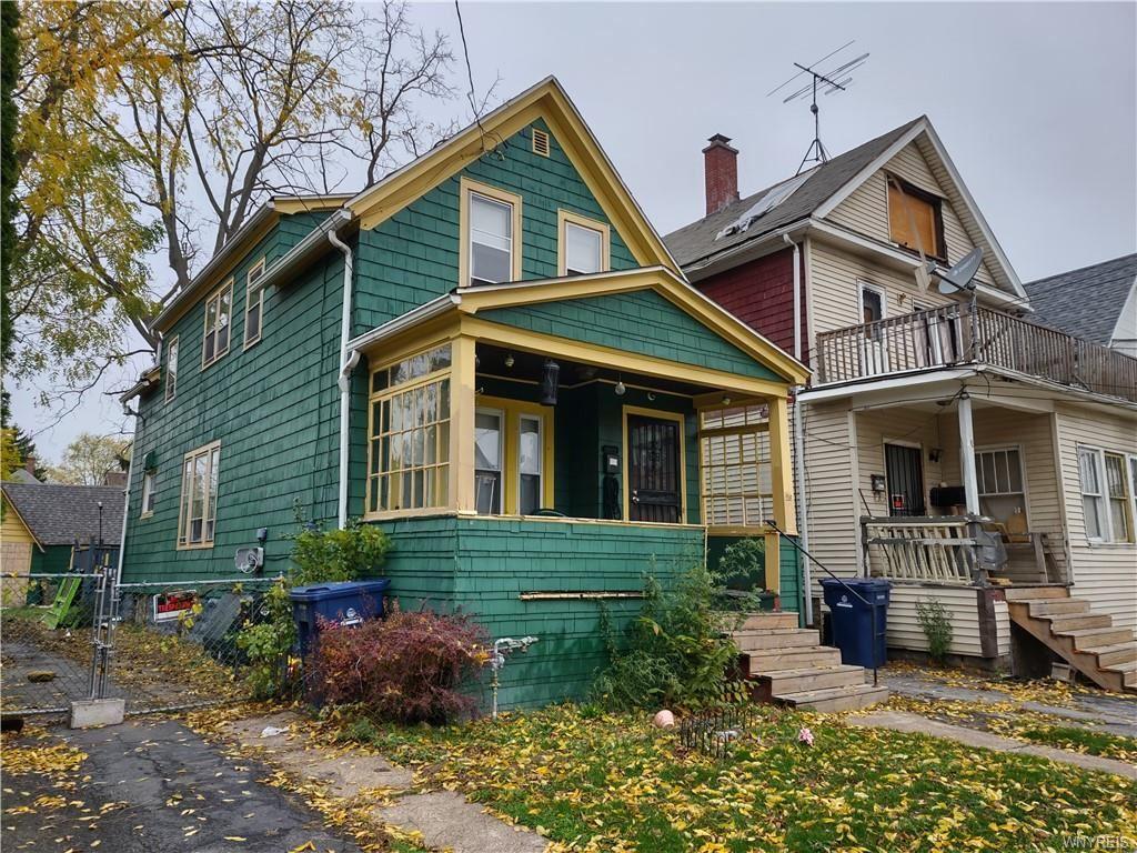 26 Marigold Avenue, Buffalo, NY 14215 - #: B1305451