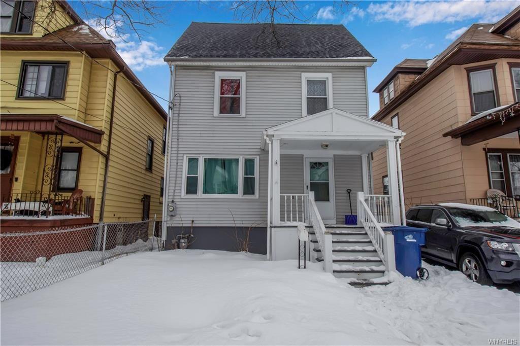 50 Lilac Street, Buffalo, NY 14220 - #: B1320451