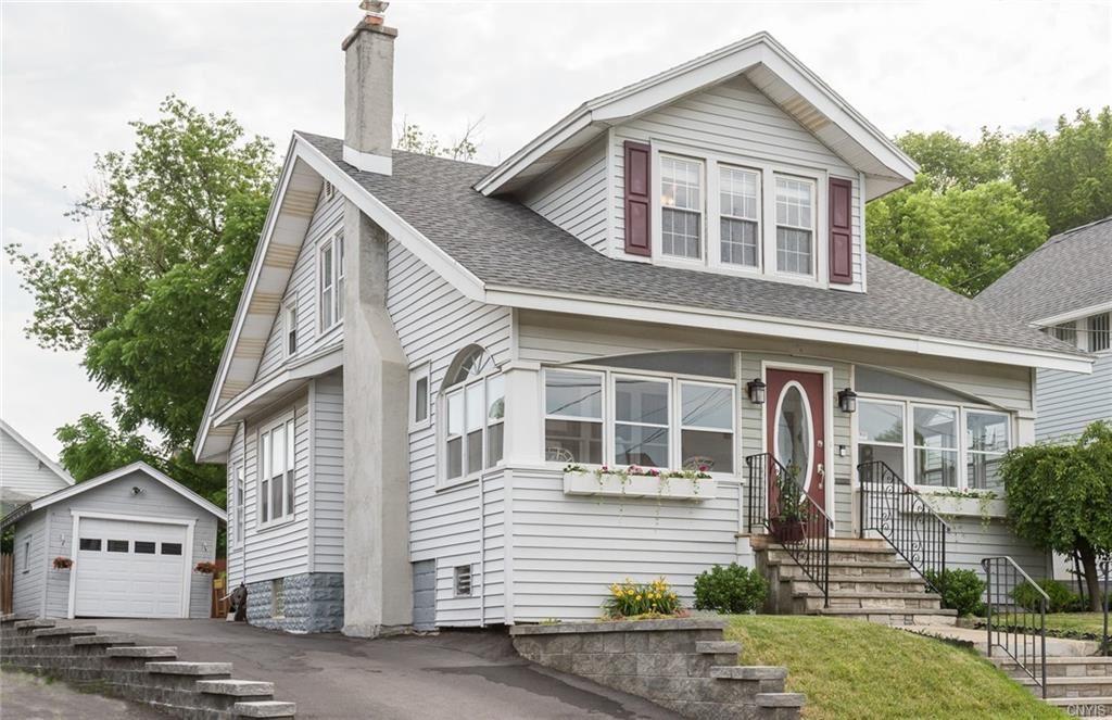 224 Hood Avenue, Syracuse, NY 13208 - MLS#: S1345451