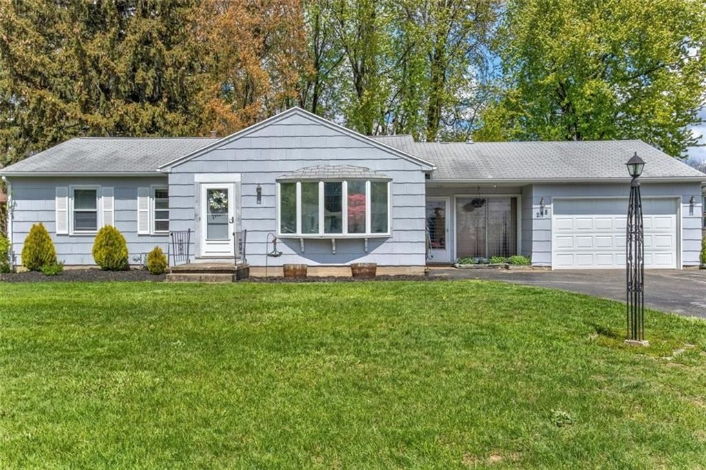 248 Barmont Drive, Rochester, NY 14626 - #: R1336452