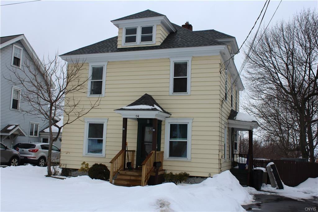 904 2nd Street, Solvay, NY 13209 - MLS#: S1320453