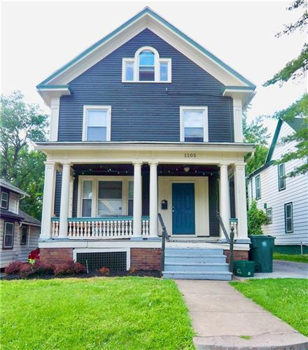 Photo of 1105 Plymouth Avenue S, Rochester, NY 14608 (MLS # R1273457)