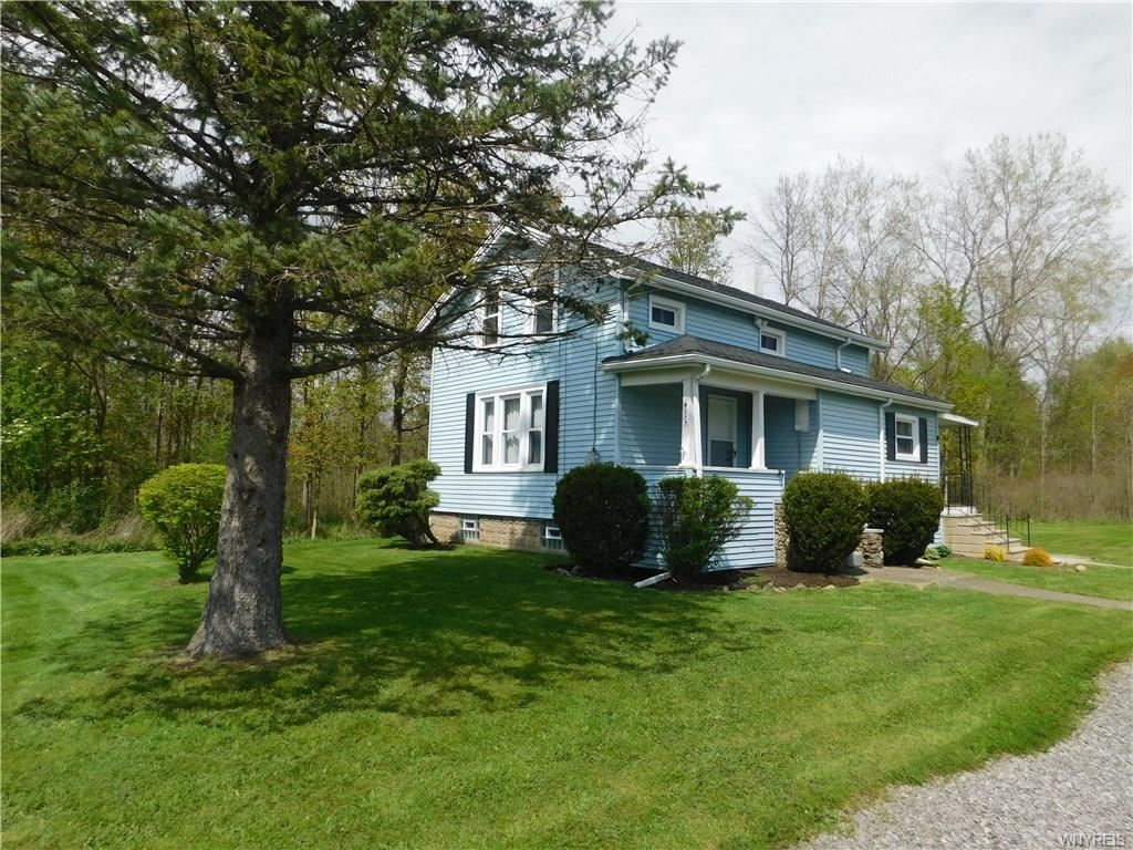 4057 Dickersonville Road, Ransomville, NY 14131 - #: B1265458