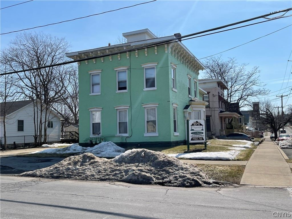 51 & 51 1\/2 E 4th Street, Oswego, NY 13126 - MLS#: S1322459