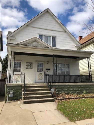 Photo of 144 Ideal Street, Buffalo, NY 14206 (MLS # B1257460)