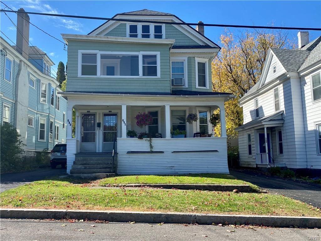 204 Wilson Street #6, Syracuse, NY 13203 - #: S1300462