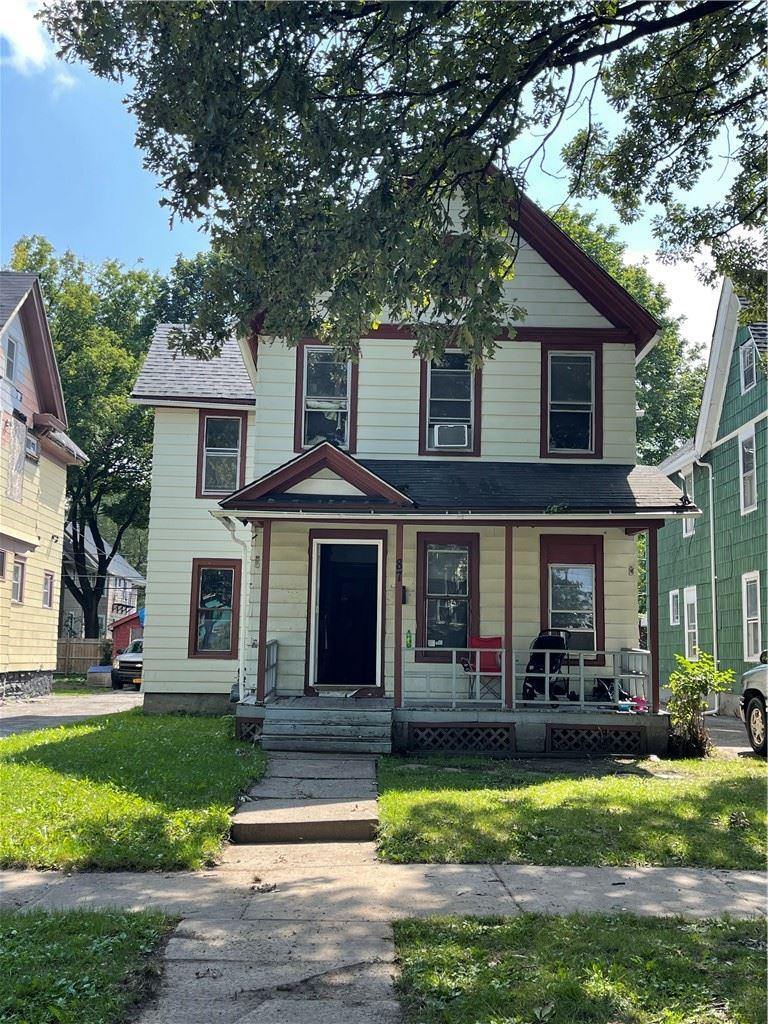 87 Grand Avenue, Rochester, NY 14609 - MLS#: R1371467