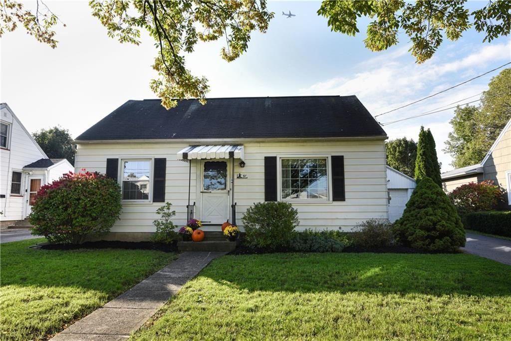 61 Van Olinda Street, Rochester, NY 14621 - MLS#: R1372467