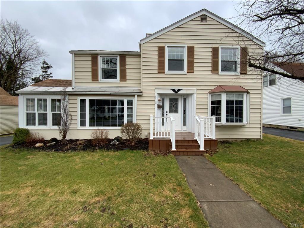 451 Larchmont Avenue, Utica, NY 13502 - MLS#: S1326468