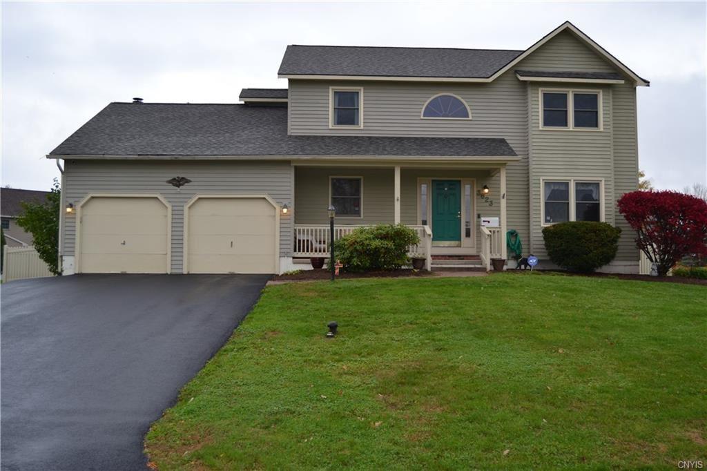 3623 Whispering Woods Terrace, Baldwinsville, NY 13027 - #: S1302469