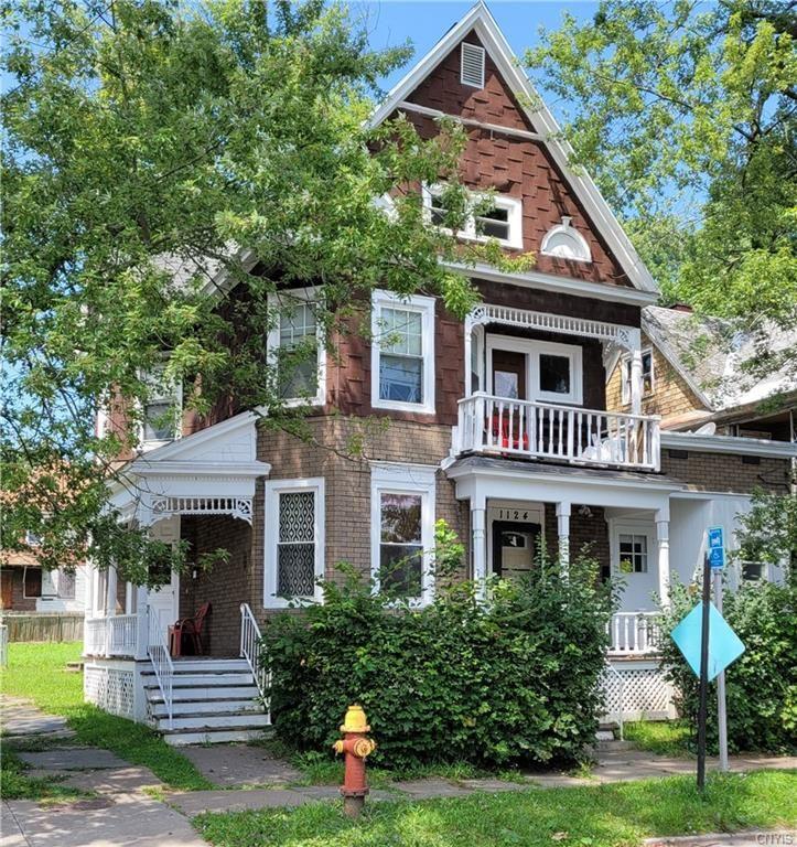 1124 Lenox Avenue, Utica, NY 13502 - MLS#: S1358470