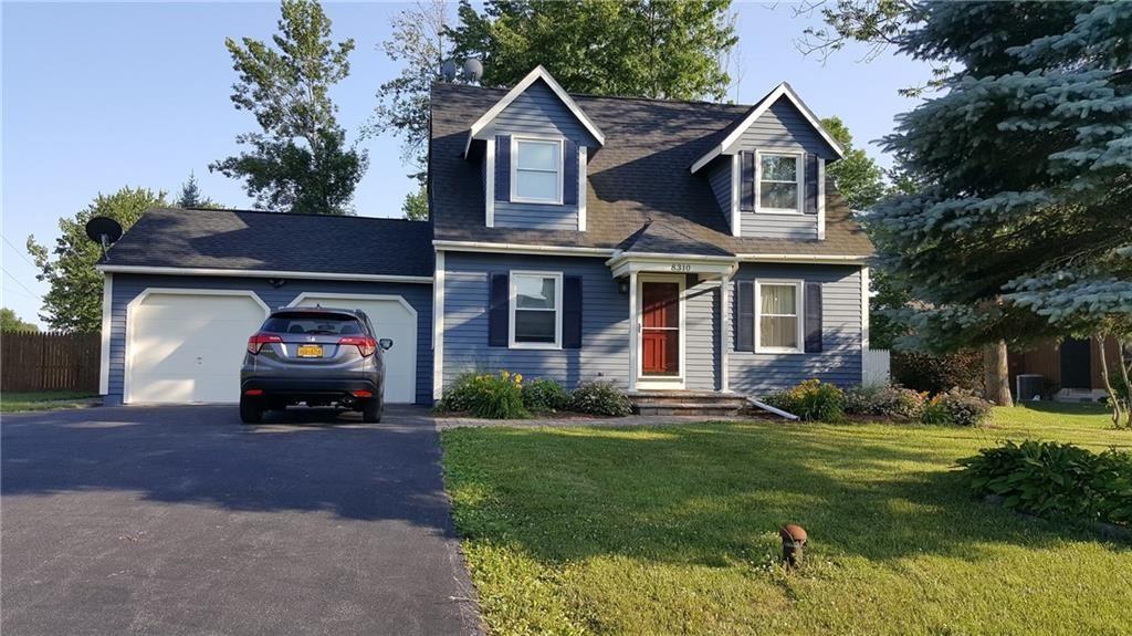 8310 Duckwood Drive, Cicero, NY 13039 - MLS#: R1319471