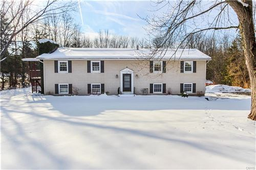 Photo of 3867 Slate Hill Road, Marcellus, NY 13108 (MLS # S1243475)