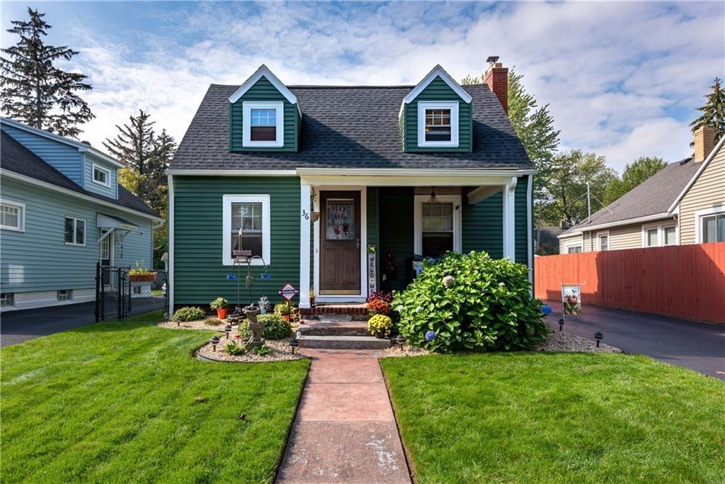 36 Conrad Drive, Rochester, NY 14616 - MLS#: R1372475
