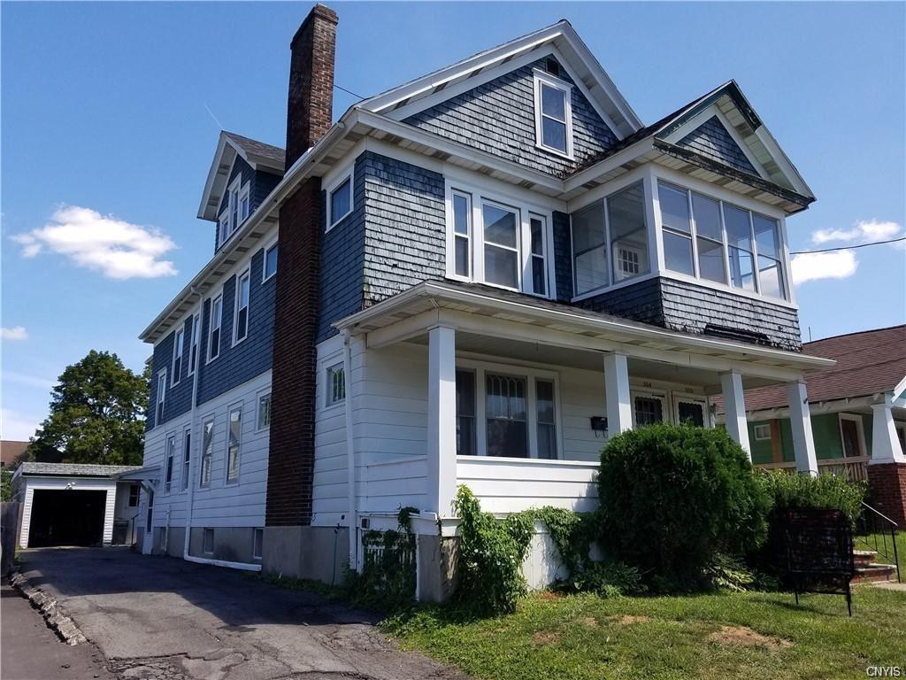 302-304 Hood Avenue #4, Syracuse, NY 13208 - #: S1310476