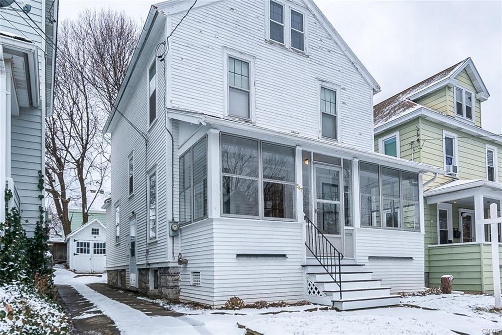 547 Tennyson Avenue, Syracuse, NY 13204 - #: S1315478