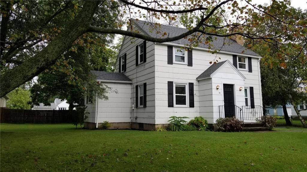 70 Kentucky Avenue, Rochester, NY 14606 - MLS#: R1368480