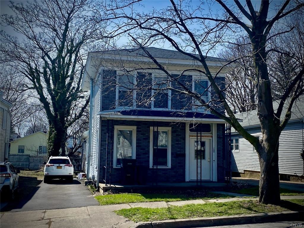 168 W 8th Street, Oswego, NY 13126 - MLS#: S1327480