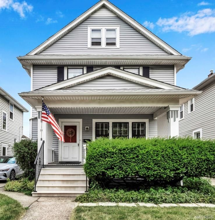 38 Courier Boulevard, Kenmore, NY 14217 - #: B1278483