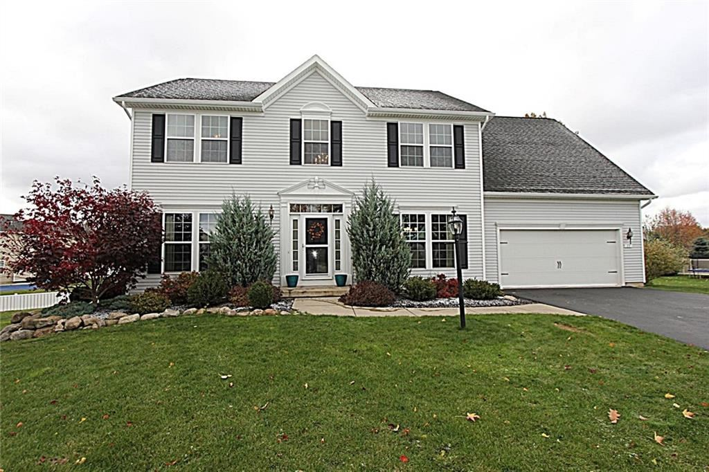 15 Stone Hollow Drive, Penfield, NY 14526 - #: R1305486