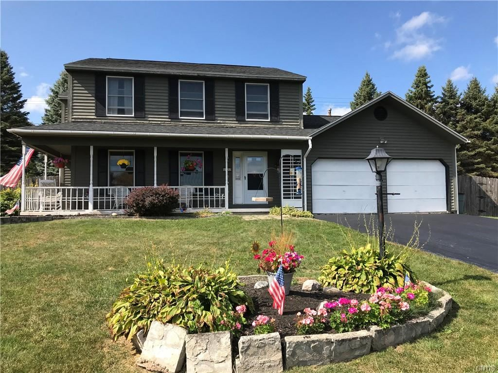 5777 Mountain Laurel Drive, East Syracuse, NY 13057 - #: S1297486