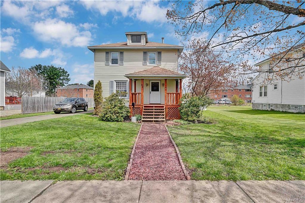 62 Maple Avenue, Springville, NY 14141 - #: B1264487