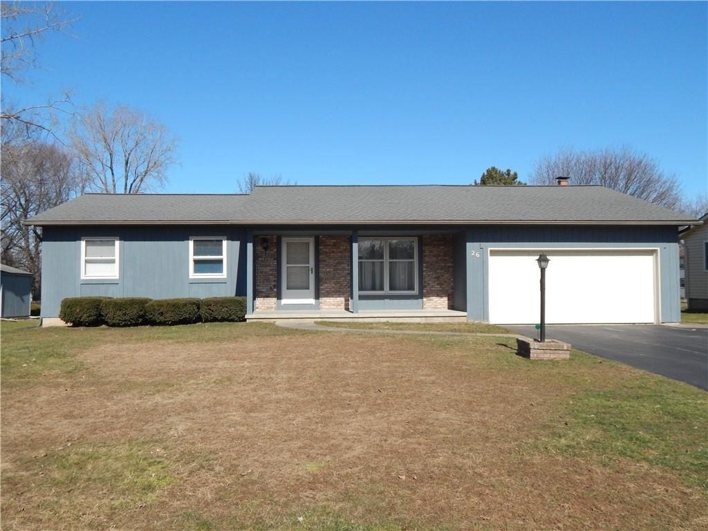 26 Colony Wood Drive, Rochester, NY 14616 - #: R1321491