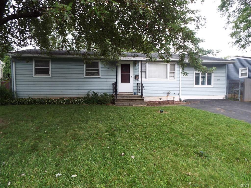 511 Lillian Avenue, Syracuse, NY 13206 - MLS#: S1365491